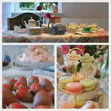 a vintage tea party by rose apple bakery almost always hungry