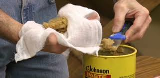 how to apply paste wax cheesecloth today s homeowner