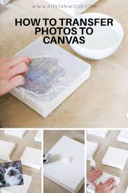 best 25 canvas photo transfer ideas on pinterest photo to