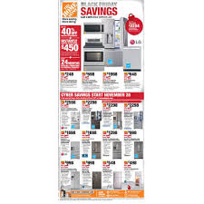black friday ad home depot 2017 home depot cyber monday 2017