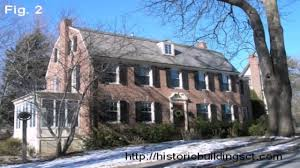 colonial revival house styles youtube