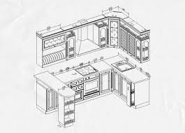 Kitchen Design Drawings Marvellous Kitchen Design Cad Gallery Simple Design Home