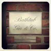 Bathtub And Gin Bathtub Gin U0026 Co Belltown 2205 2nd Ave
