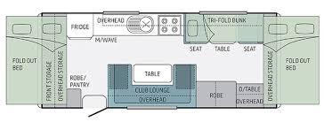 Jayco Caravan Floor Plans Jayco Expanda Poptop 18 58 1 Eastern Caravans
