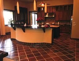 Stone Kitchen Flooring by 10 Best Rustic Tile Floors Images On Pinterest Quarry Tiles