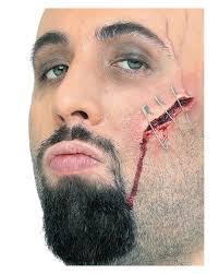 easy zombie makeup using liquid latex mugeek vidalondon