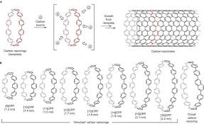 initiation of carbon nanotube growth by well defined carbon
