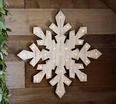 lit white wash wood snowflake 31 dia 95 crafts