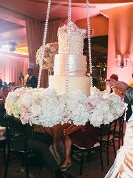 wedding cake table fabulous wedding cake table ideas using flowers the magazine