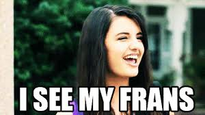 Rebecca Black Meme - image 106016 rebecca black friday know your meme