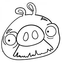 picture angry bird coloring pages free children