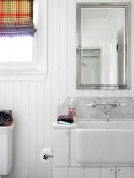 Ways To Decorate A Small Bathroom - 8 ways to tackle storage in a tiny bathroom hgtv u0027s decorating