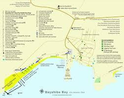 Map Of Long Beach Bayahibe Map Bayahibe Sup