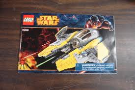 lego star wars 75039 instruction manual booklet only enkore kids