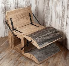 timber log collapsible chair different ideas and brilliant minds