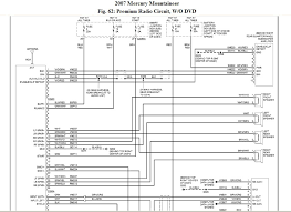 2005 mazda mpv radio wiring diagram wiring automotive wiring diagram