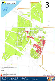 Wildfire Map Manitoba by Slave Lake Fire Destroyed 374 Properties Damaged 52 National Post