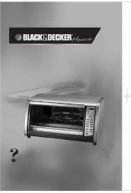 Black And Decker Toaster Oven Black U0026 Decker Convection Oven Cto6305 User Guide Manualsonline Com