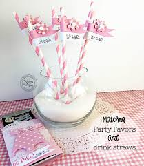 it u0027s written on the wall baby baby shower straws and straw