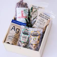 california gifts california nut gift box the santa barbara company