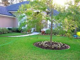 landscape ideas for backyards with slopes beautiful landscape
