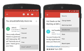 how to block emails on android how to block emails gmail help desk