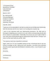 Thank You Letter Email 13 email thank you letter after janitor resume