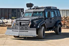 civilian armored vehicles new inkas sentry apc puts all other armored suvs to shame