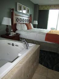 2 Bedroom Suites Myrtle Beach Oceanfront Premium Villa Jacuzzi In Bedroom Picture Of Westgate Myrtle