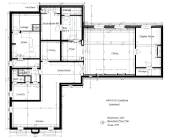 fresh basement floor plans ideas home design very nice fantastical