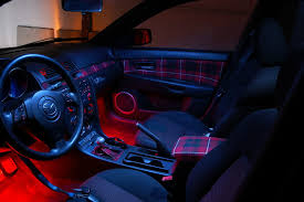 Interior Car Led Custom Car Interior Lighting Design Ideas Photo Gallery