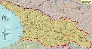 Georgia Tech Map Georgia Maps Of Country Throughout Map Kemerovo Me