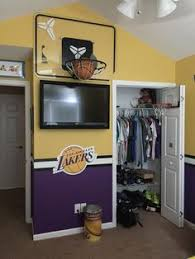 20 sporty bedroom ideas with basketball theme interior