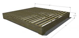 Measurements Of King Size Bed Frame King Size Bed Frame Dimensions King Size Bed Frame Measurements