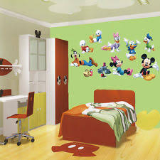 mickey mouse clubhouse bedroom mickey mouse room decor ebay