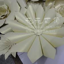 wedding backdrop taobao 26 pcs set of wedding backdrop handmade diy foam paper paper