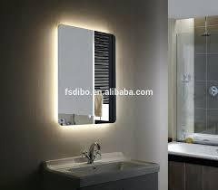 bathroom mirror side lights led lights behind bathroom mirror medium size of mirror with lights
