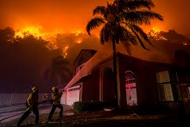 Wildfire Casino On Sunset by Structure Damage Reported In Corona As Canyon Fire Grows To 2 000