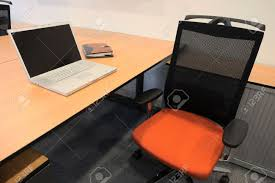 Modern Office Furniture Chairs Empty Office With New Modern Office Furniture Including Desks