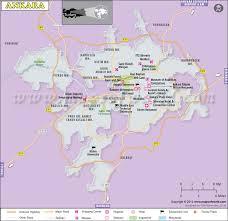 ankara on world map ankara map map of ankara city turkey