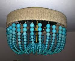 Blue Bottle Chandelier by Oly Meri Drum Chandelier Wonderful Wood Flush Mount Ceiling Light