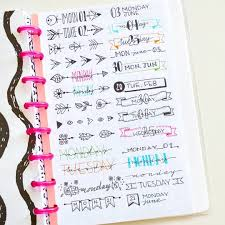 Journal Decorating Ideas by A Great Way For Making Decorating Your Bujo A Lot Easier Is To