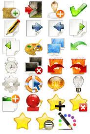 telecharger icone bureau icône mots clés sur le système de l icône de bureau les tiques de l