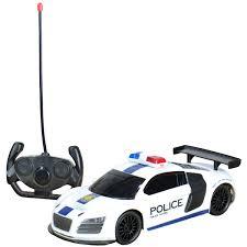 police car toy rc radio remote control police car audi bugatti lamborghini ebay