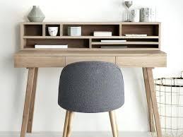 bureau bois de console bureau bois amazing tables 10 design m233tal 3