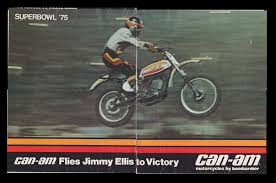 can am motocross bikes the racers canned ham