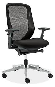 Desk Chair Modern Sylphy Office Chairs In Black Modern Office Chairs Task Chairs