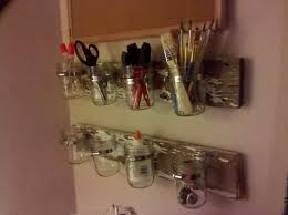Mason Jar Bathroom Storage by House Party Sweaty Garage Episode Easy Mason Jar Storage Dma