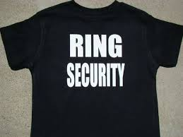 ring security wedding best 25 ring security wedding ideas on country ring