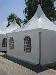 milano party tents standaard producten veldeman